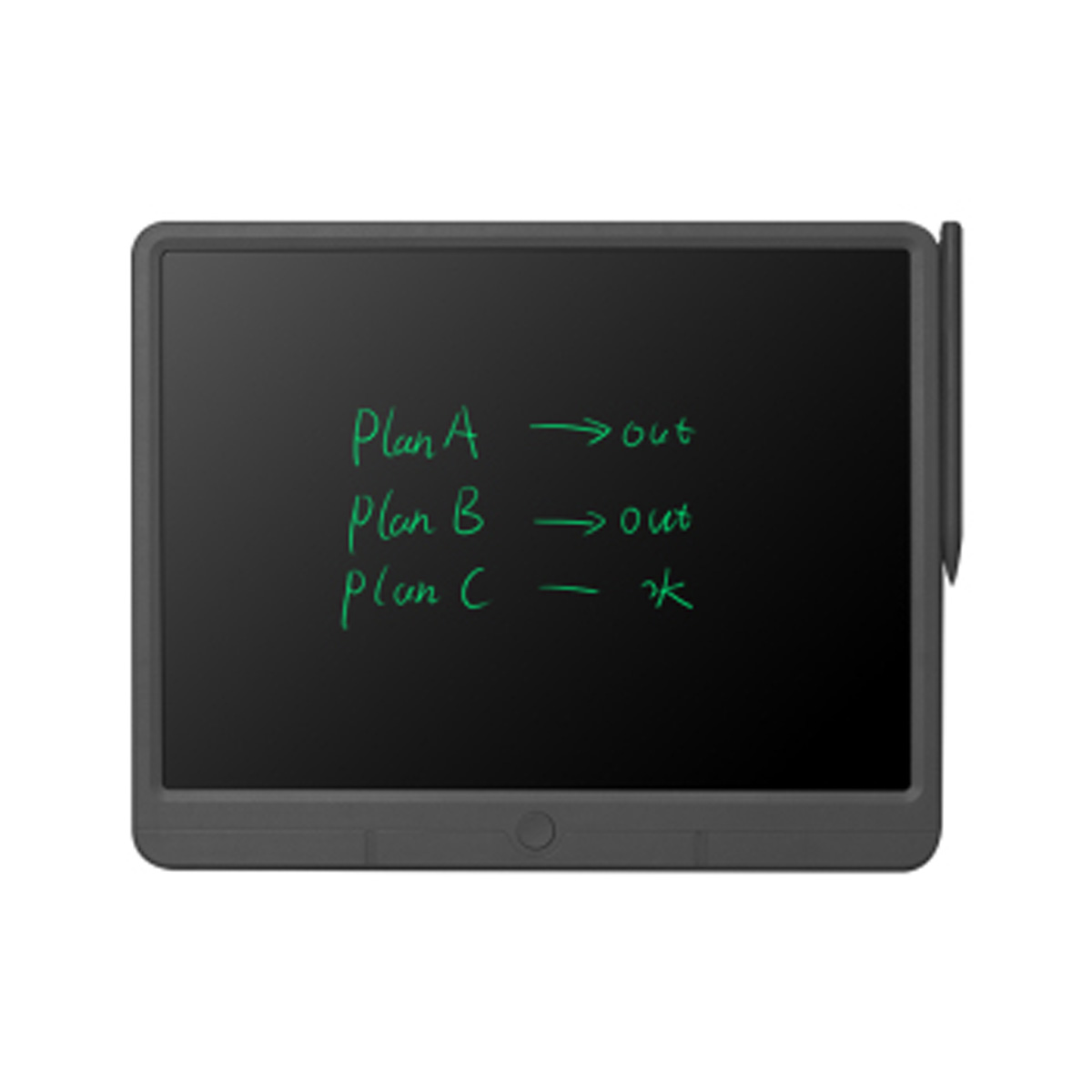 Lousa Eletrônica Mágica Tablet 15 Polegadas Wicue