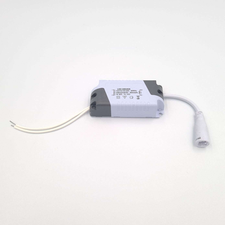 Luminária LED Embutir 18w Quadrada Branco Frio 6500k Plafon