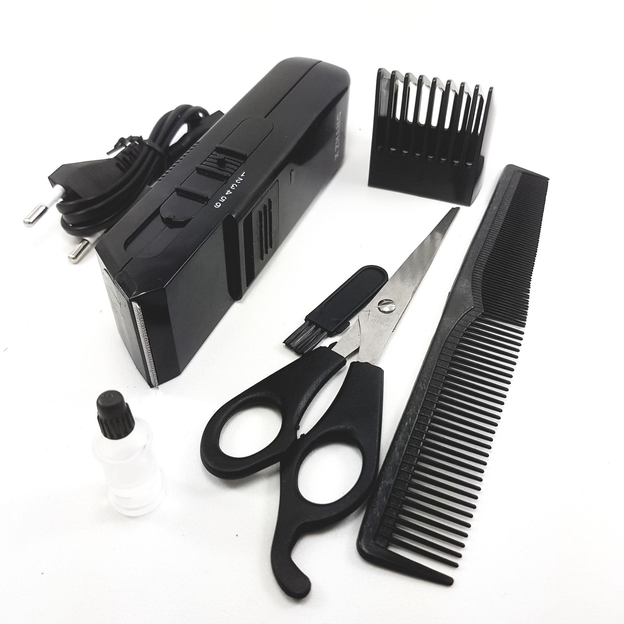 Máquina Aparador Para Cabelos e Barba Sem Fio
