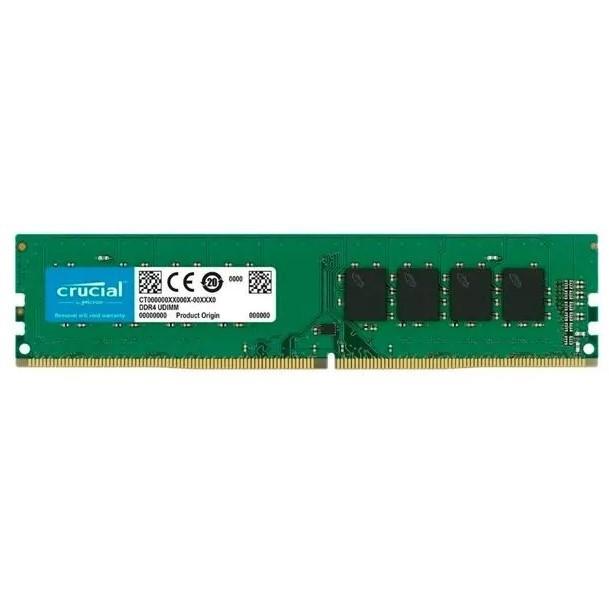 Memória 8GB DDR4 2666MHz CB8GU2666 Crucial Basic