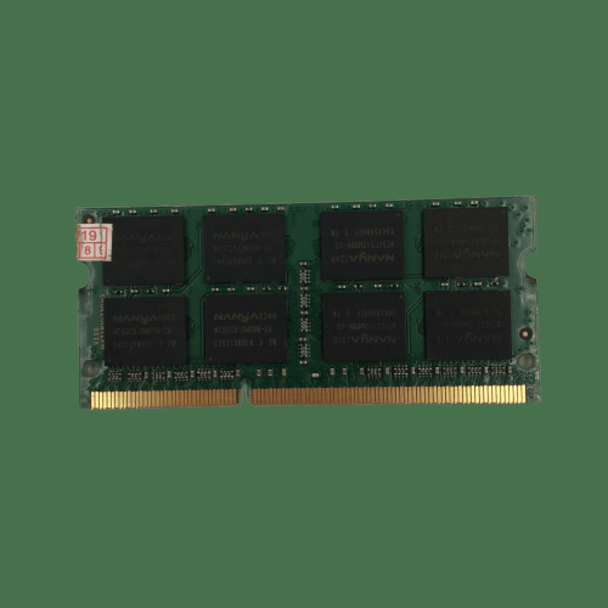 Memória para Notebook 8GB DDR3 1600 Oxy