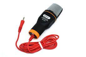Microfone Condensador para PC gravar video Youtuber KP-917