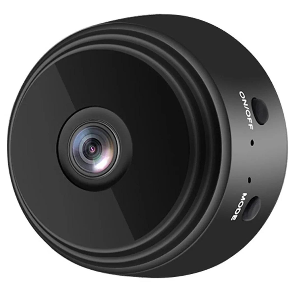 Mini Câmera A9 Magnético HD 1080P Sem Fio Visão Noturna IP Gravador De Vídeo