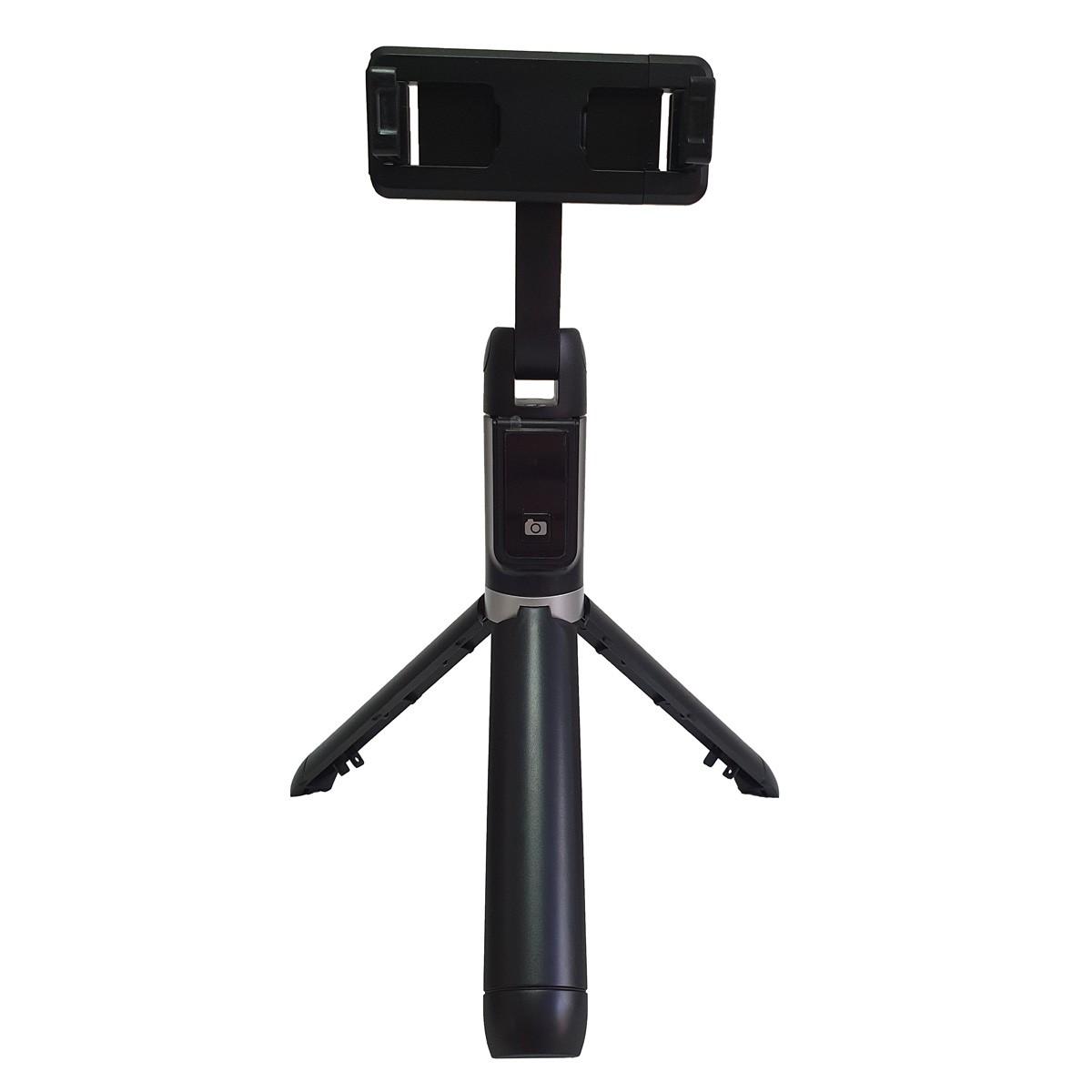 Mini Tripé Ajustável com Wireless para Fotos e Vídeos P40 Stand