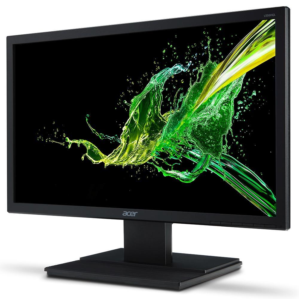 Monitor LED 19.5 Polegadas V206HQL V6 Series ACER