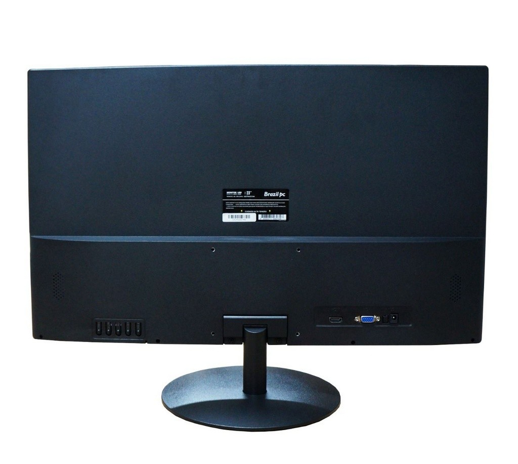 Monitor LED Full HD 75Hz com HDMI Preto Widescreen 23BPC-KAN