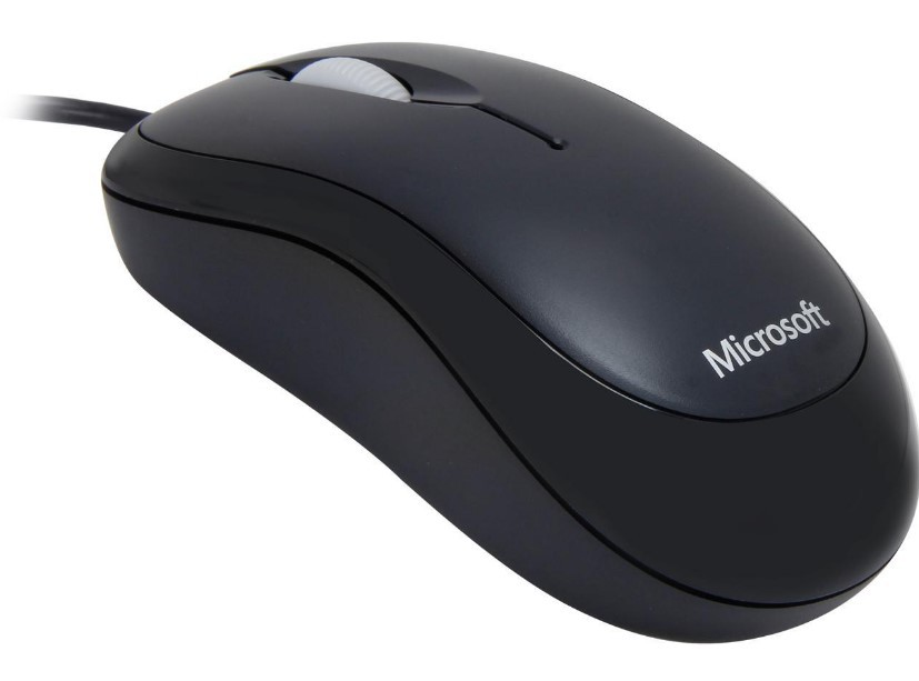 Mouse Básico Óptico USB Preto P58-00061 Microsoft