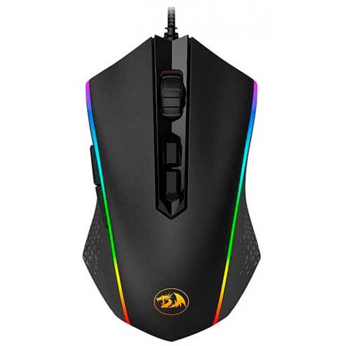 Mouse Gamer 10000DPI RGB Memeanlion M710 Redragon