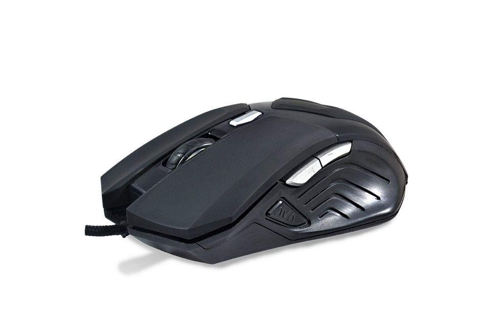 Mouse Gamer Shadow Hunter Gaming 4800dpi programável
