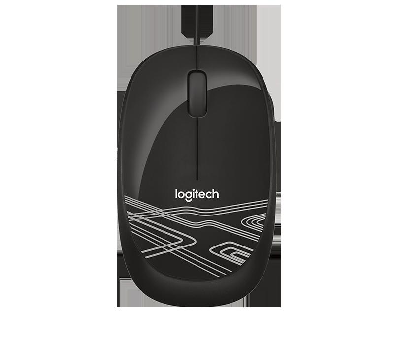 Mouse USB Logitech M105 Preto
