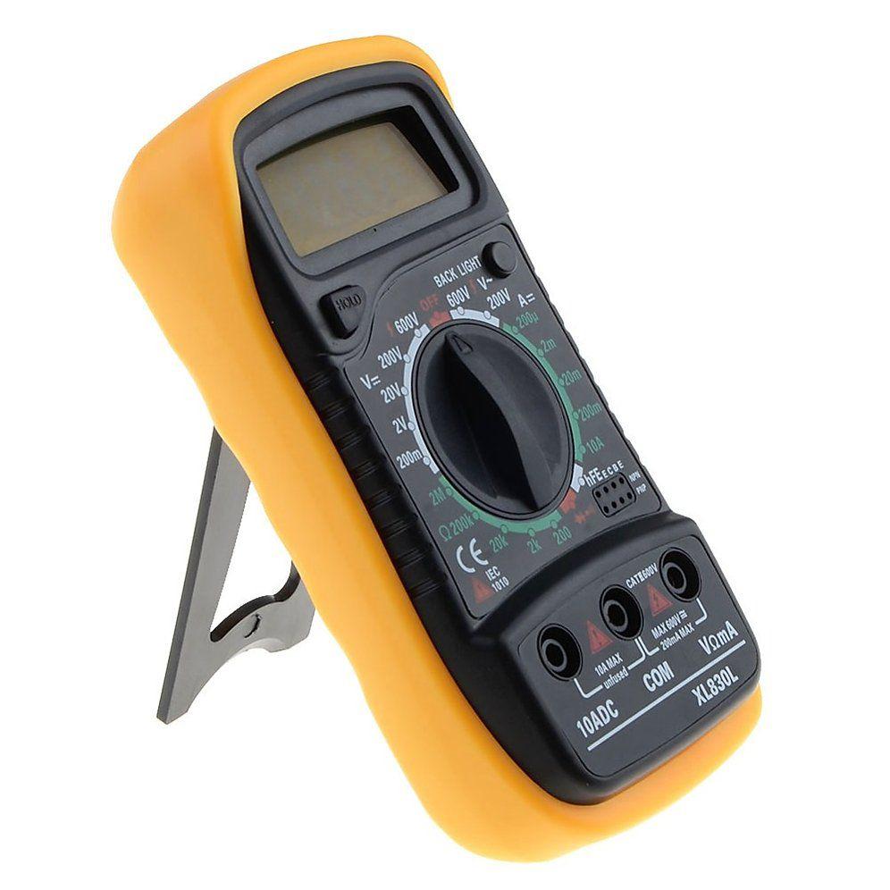 Multímetro Digital com Visor LCD XL830L