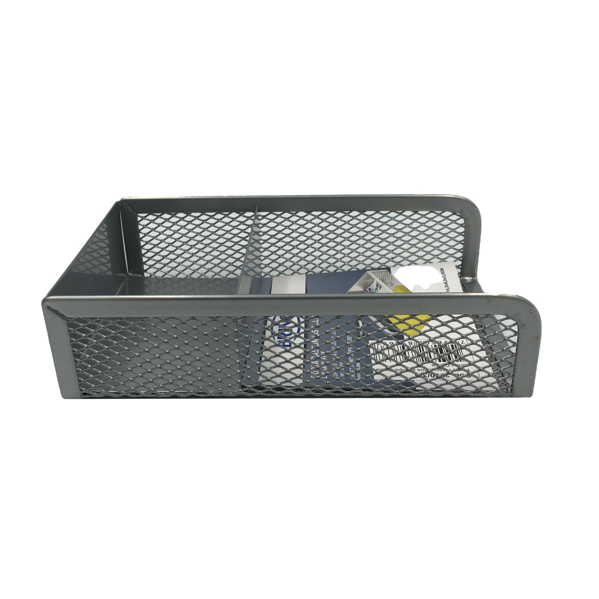 Organizador Porta Papel e Clips Office Cinza 2990/311 Brinox