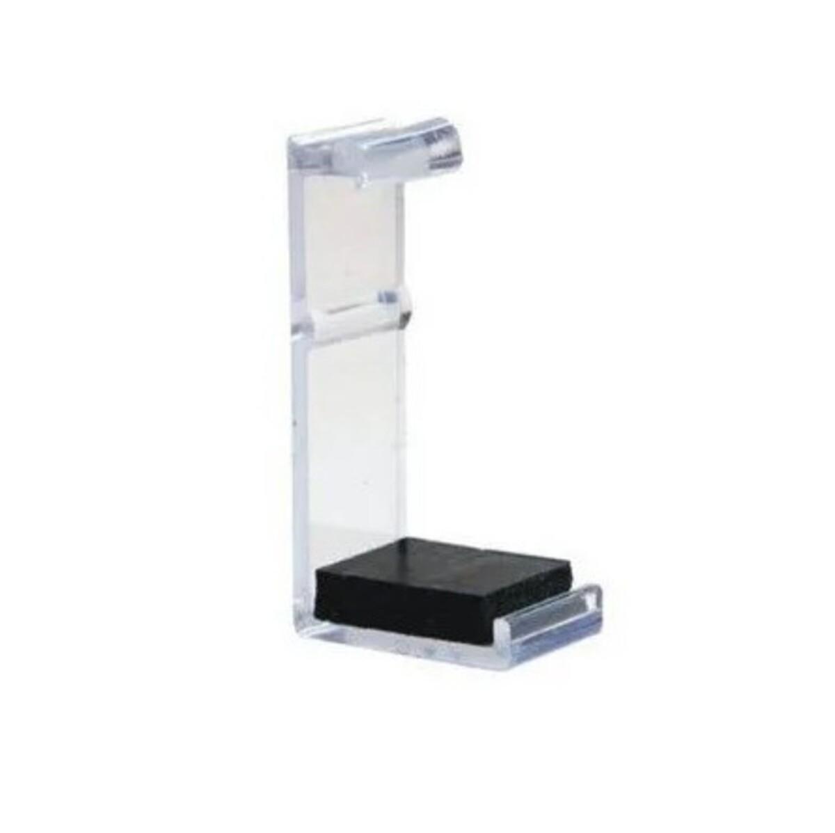 Pacote de Clipes para Cartucho HP Serie 21 com 100 Unidades Transparente