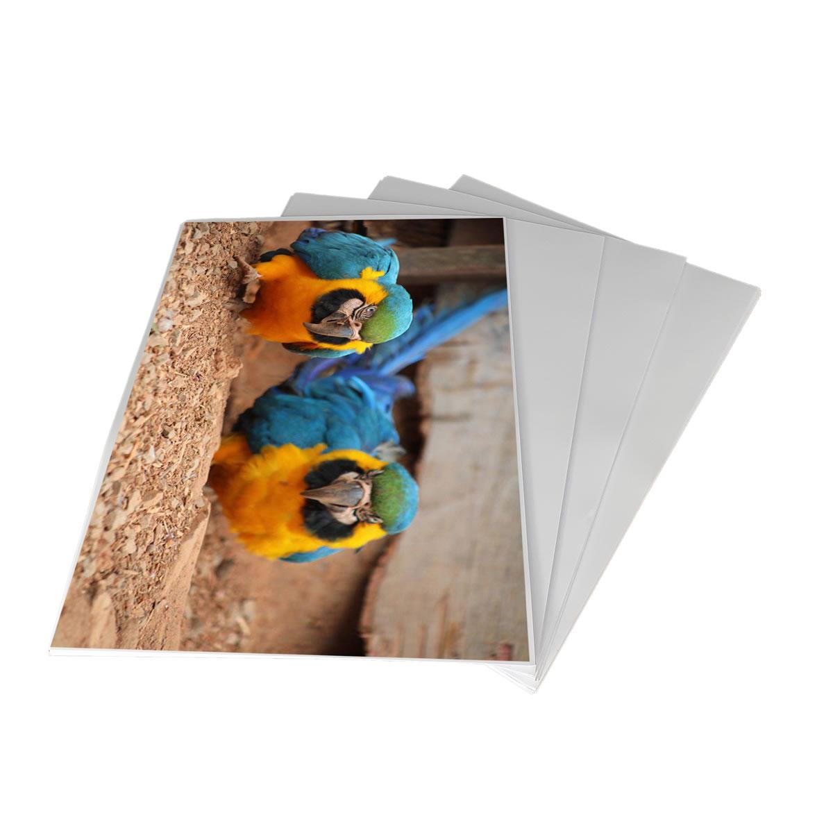 Papel Foto Resistente a Água 180g 20fls Fotográfico Glossy