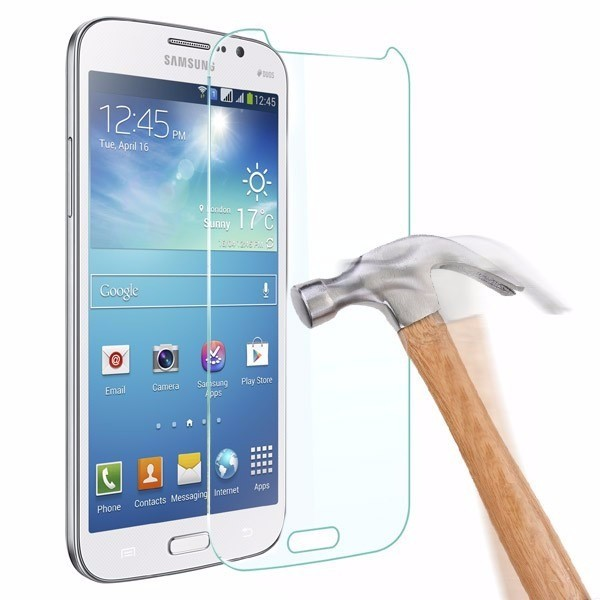Película de Vidro Temperado Lisa para Galaxy S4 Mini