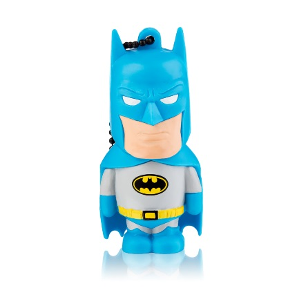 Pen Drive 8GB Batman HQ DC Comics Multilaser PD093