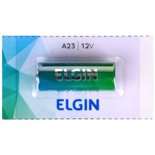 Pilha Bateria A23 12V Energy Elgin