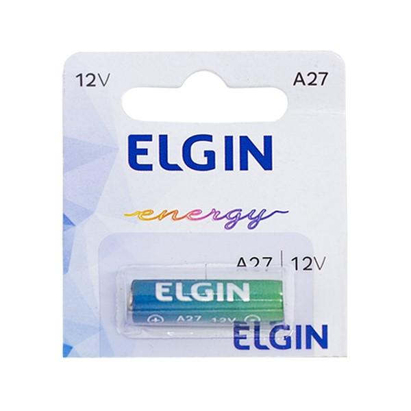 Pilha Bateria A27 12V Energy Elgin