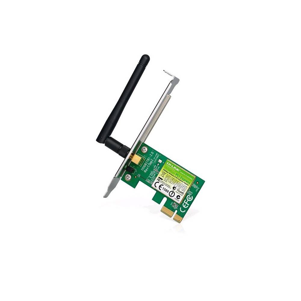 Placa Adaptador de Rede Wireless PCI-E 150Mbps TP-Link TL-WN781ND
