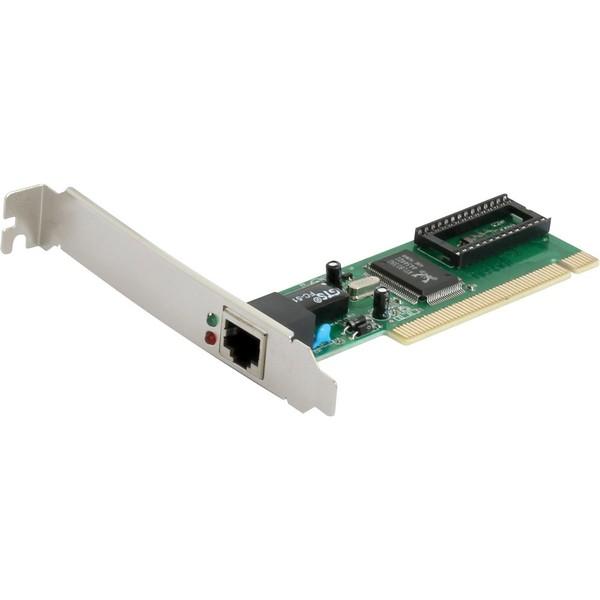 Placa de Rede PCI 10/100 Mbps PRV100 VINIK