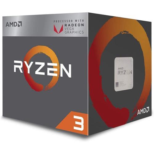 Processador AMD Ryzen 3 2200G 3.5GHZ AM4 6MB Radeon