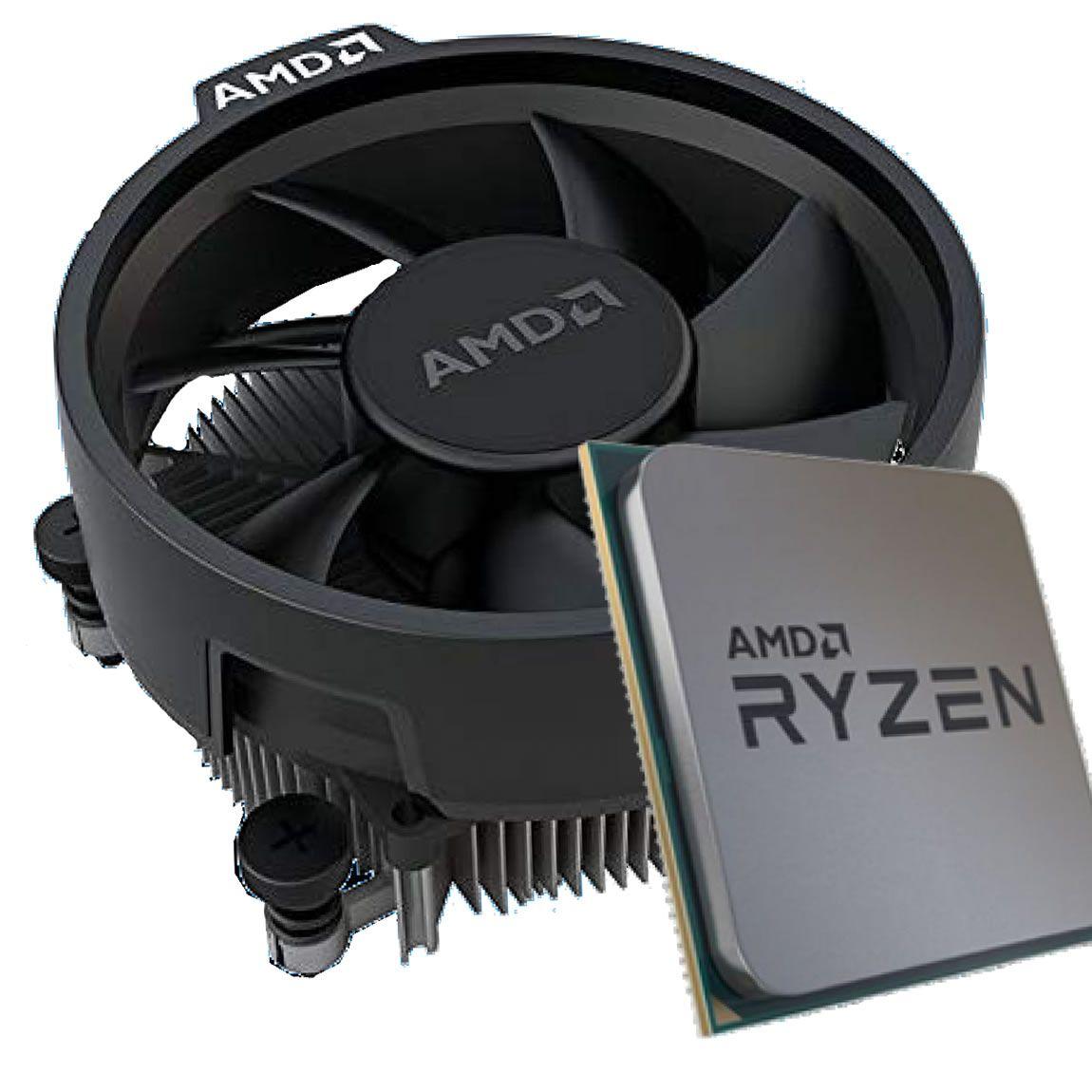 Processador AMD Ryzen 3 3200G Cache 4MB 3.6GHz AM4 Vídeo Vega 8