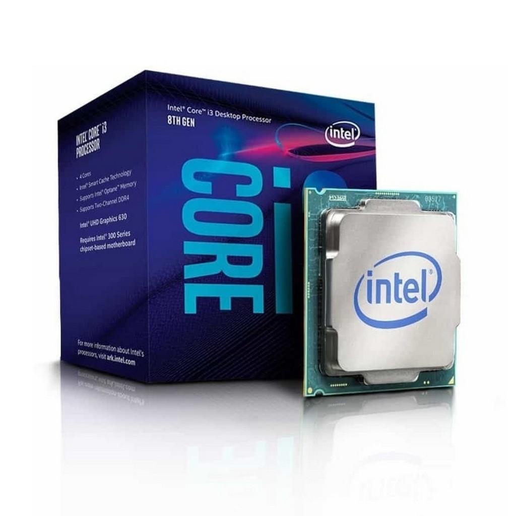 Processador Intel Core i3-8100 3.6Ghz LGA1151 Intel