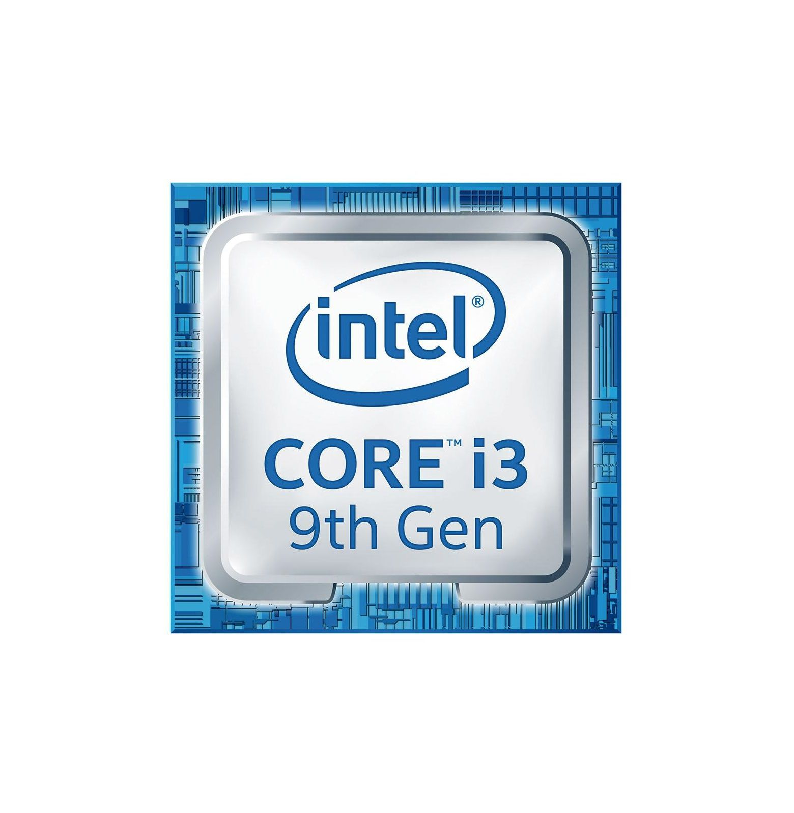 Processador Intel Core i3-9100F Coffee Lake Cache 6MB 3.6GHz  LGA 1151