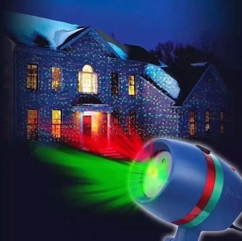 Projetor LED para Iluminação Jardim de Casa 5W Bivolt