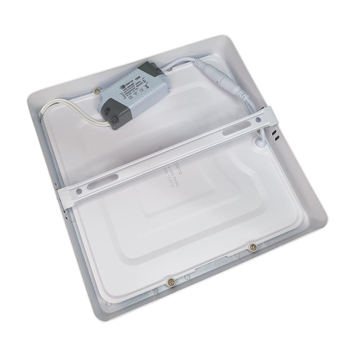 Reator Bivolt para Plafon LED 18w AC 100-240V