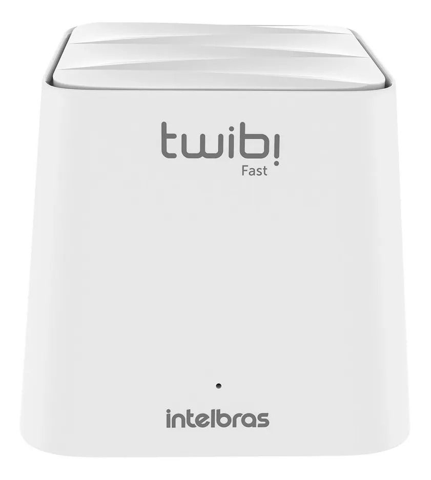 Roteador para Rede Wi-Fi Mesh Twibi Fast Intelbras
