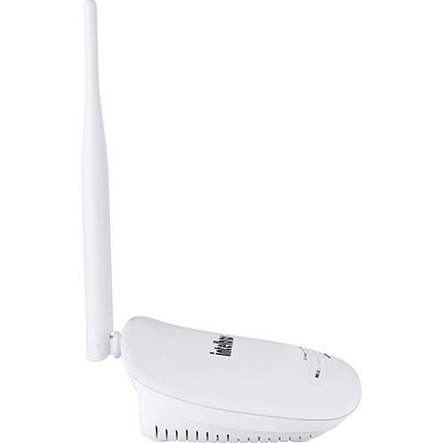 Roteador Wireless 150Mbps 4 Portas Branco Intelbras WRN 240 Slim