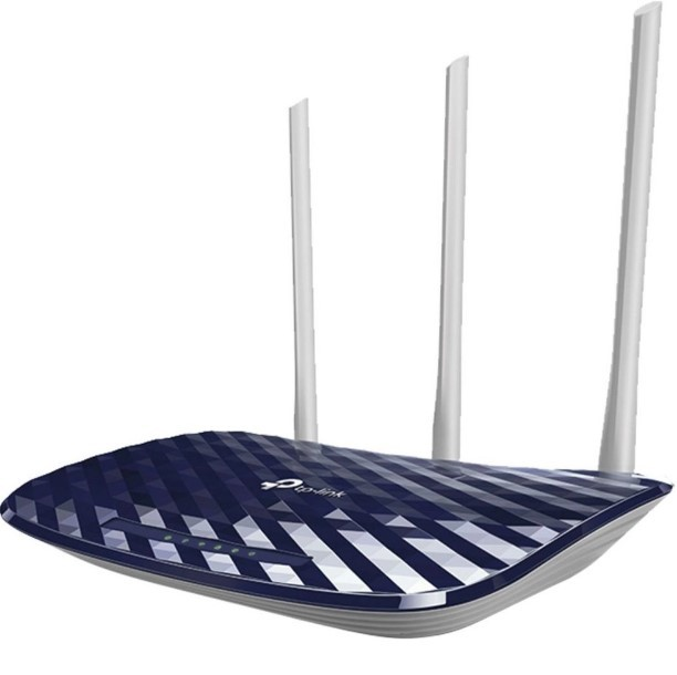 Roteador Wireless Dual Band Archer C20 AC750Mbps TP-Link