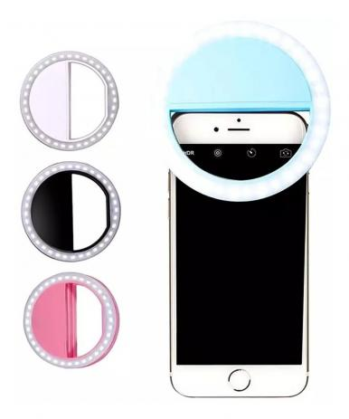 Selfie Ring Light para celular SG-11