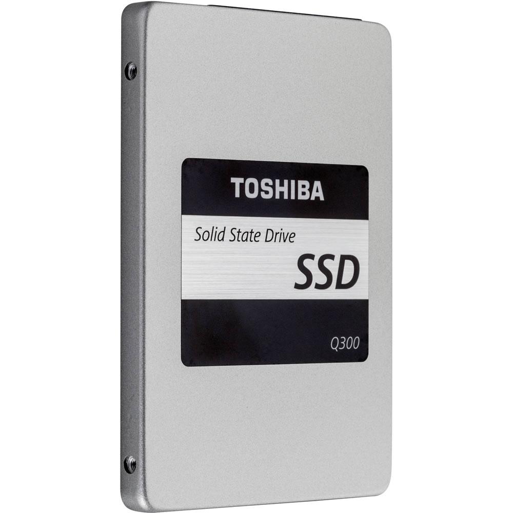 HD SSD 240Gb Q300 Sata 3.0 6Gb/s - HDTS724XZSTA