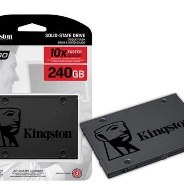 SSD A400 240GB SATA3 2.5 SA400S37/240G Kingston