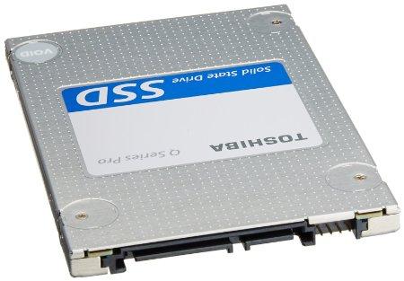 HD SSD 128GB Q Pro Serie TOSHIBA HDTS312XZSTA Leituras: 554MB/s e Escritas: 512MB/s -
