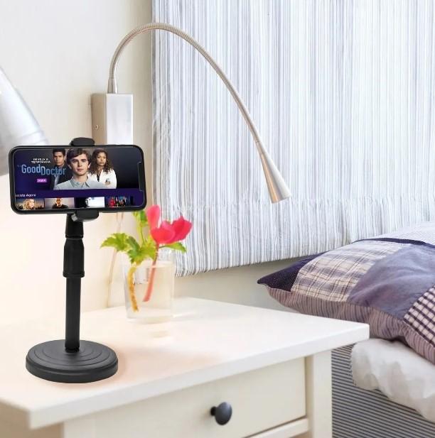 Suporte Portátil para Smartphone Celular RE-SPO-5188 Renux