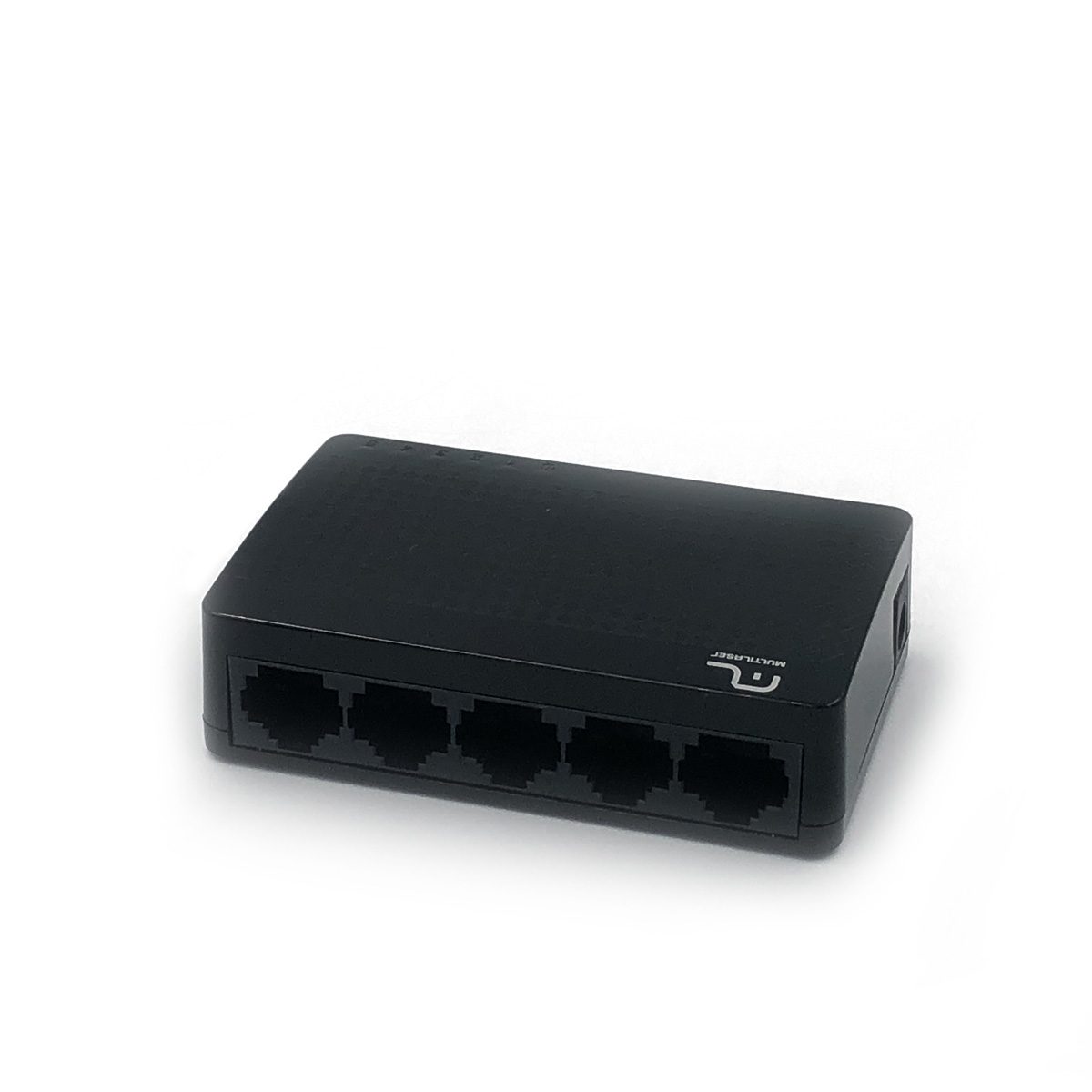 Switch de Mesa com 5 Portas Ethernet 10/100Mbps RE305 Multilaser