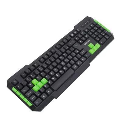 Teclado Multimídia alta performance Gamer USB TC201 Multilaser
