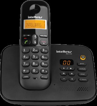 Telefone Sem Fio Com Secretária Eletronica Intelbras TS 3130