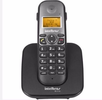 Telefone Sem Fio Digital TS5122 Intelbras