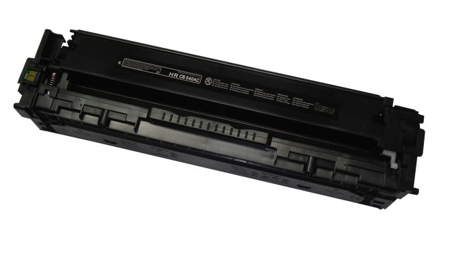 Toner Compatível CB540A CB540 Preto para HP CP 1210 CP 1215 CP 1515