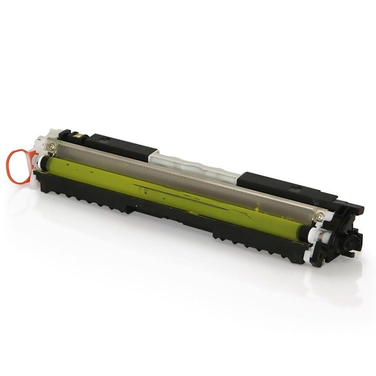 Toner Ce312ac Ce312 Ce 312 Amarelo Evolut Compatível com Cp1025 126a M175mw M175a da HP