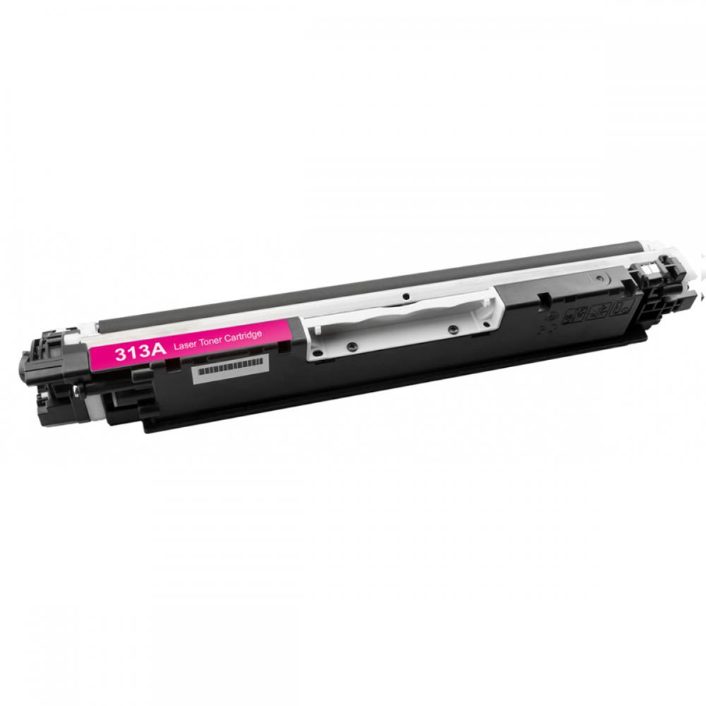 Toner Ce313ac Ce313 Ce 313 Magenta Evolut Compatível com Cp1025 126a M175mw M175a da HP