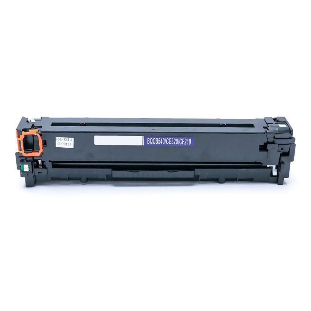 Toner CB540A CB540 Preto Chinamate Compatível com CP 1210 CP 1215 CP 1515 da HP