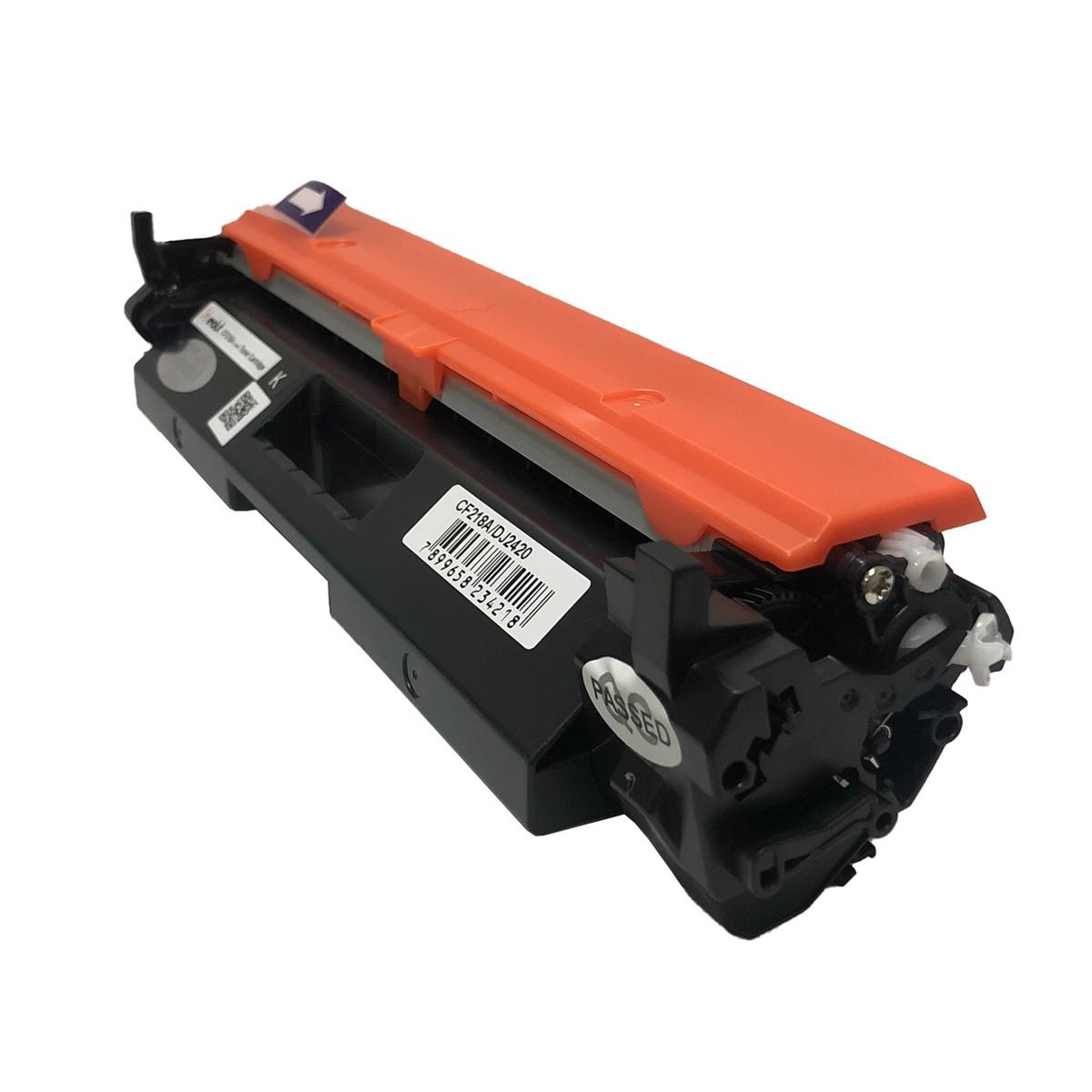 Toner CF218A Chinamate Compatível com M104a M132a da HP
