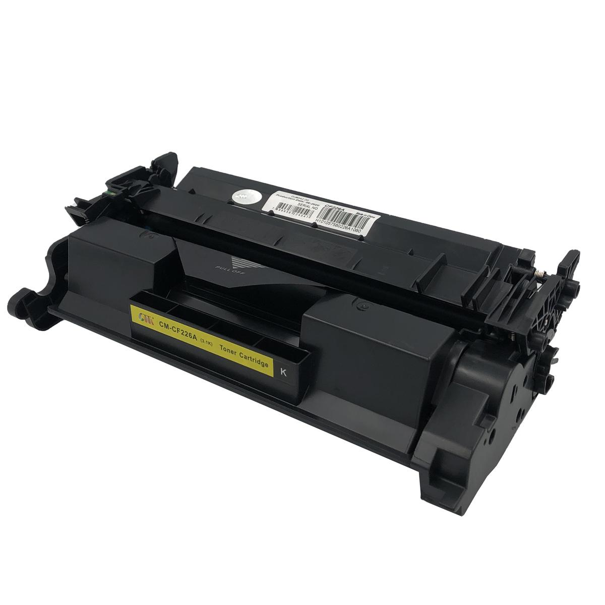 Toner CF226A Chinamate Compatível com M426 M426DW M402DN da HP