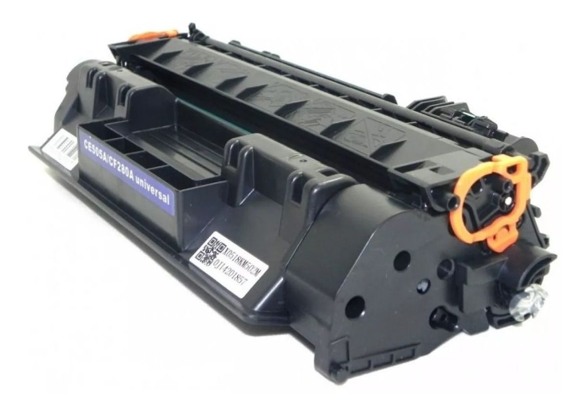 Toner Evolut CE505a Compatível com P2035 P2035n P2055 da HP