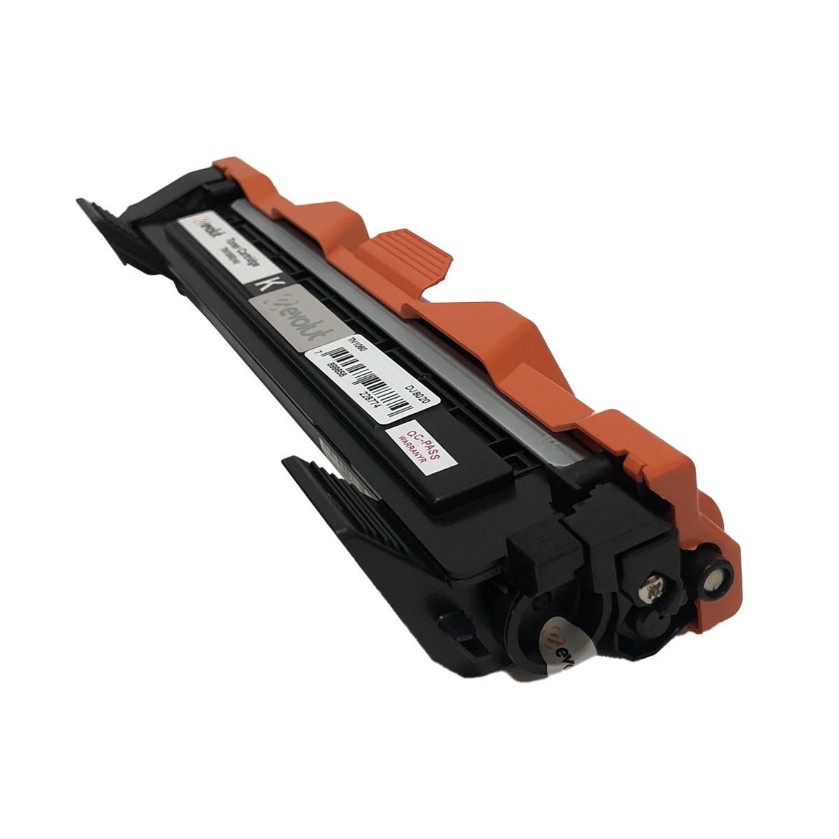 Toner Evolut TN1060 Compatível com HL-1212W DCP-1612 1510R da Brother